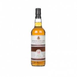 Syndicate 58/6, 12 Year Whisky