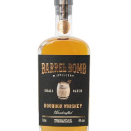 Barrel Bomb Bourbon Whiskey