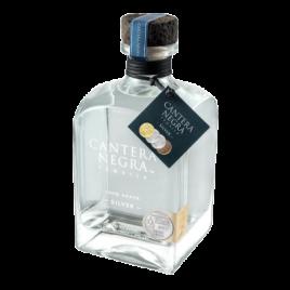 Cantera Negra Silver Tequila