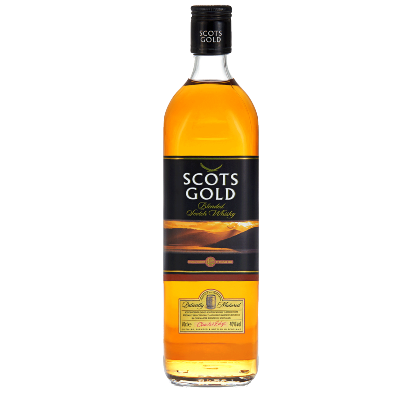 Scots-Gold-Black