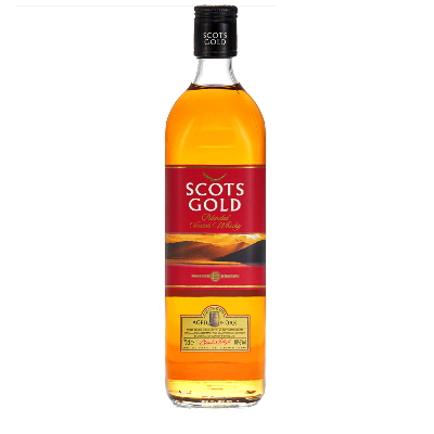 Scots-Gold-Red
