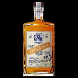 Secret Barrel 10 Year Demerara Rum